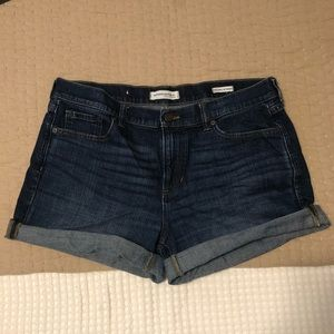 Banana Republic Shorts - Banana Republic jean short